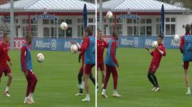 Bayern idmanında sıradan bir gün!