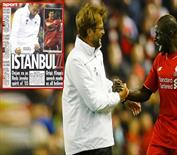 Liverpool için zafer manşeti!