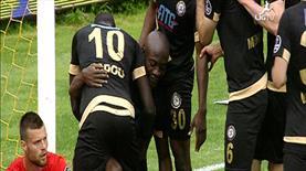 Webo cezayı kesti! Başkentte ilginç gol!
