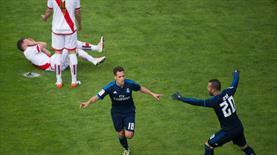 Real Madrid geri döndü
