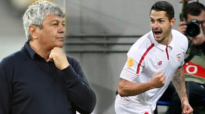 Shakhtar Donetsk: 2 - Sevilla: 2