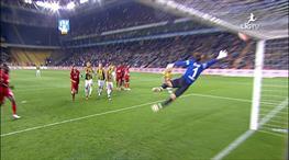 Fenerbahçe direkleri dövdü!