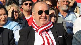Antalyaspor'dan Alanyaspor'a taraftar desteği!..
