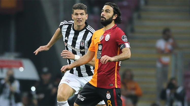 Selçuk İnan Galatasaray tarihine geçti