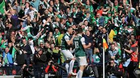 İskoçya Kupası'nda zafer Hibernian'ın