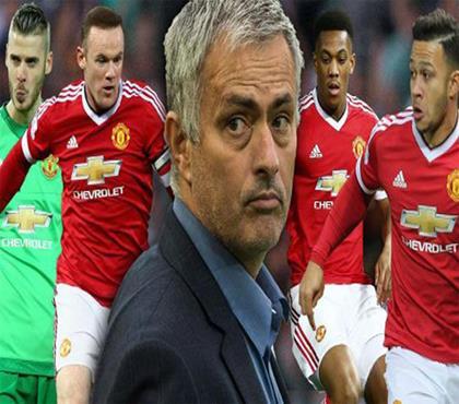 İşte Mourinho'nun ManU'yu uçuracak 11'i!..