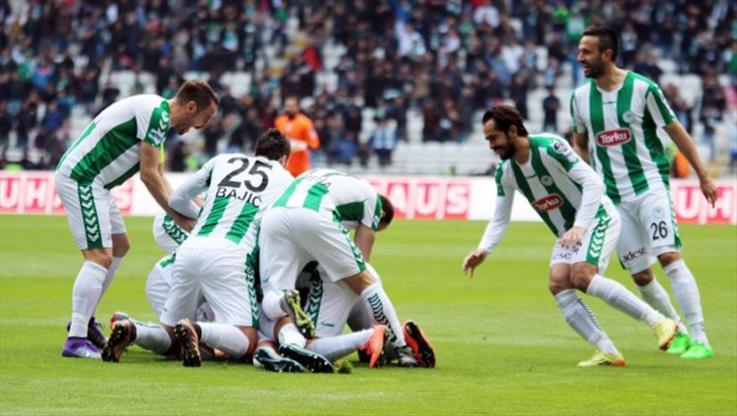 Konyaspor Avrupa'ya bu gollerle uçtu!