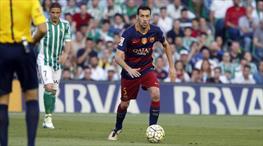 Busquets, 2021'e kadar Barça'da