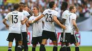 Almanya: 2 - Macarsitan: 0 (ÖZET)