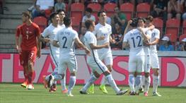 Çek Cumhuriyeti: 1 - Güney Kore: 2 (ÖZET)