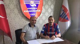 Karabükspor ilk transferini yaptı!