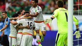 Muslera yetmedi! Olaylı maç Meksika'nın! (ÖZET)