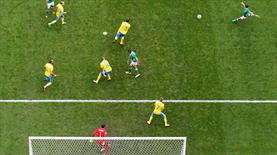 İrlanda'dan muhteşem açılış! Bu golü izlemeyen üzülür...