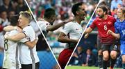 İşte Euro 2016'nın 3. gününe damga vuran anlar!..