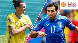 Sizce İtalya - İsveç maçında en yüksek performansı kim sergiledi?