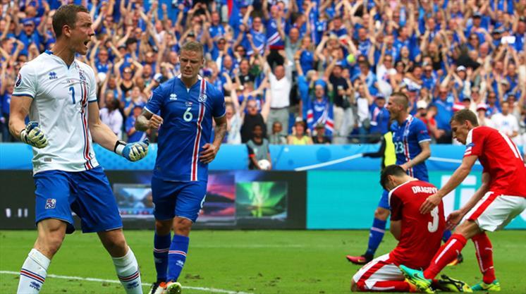 İzlanda'dan tarihi zafer! Sıradaki rakip İngiltere! (ÖZET)