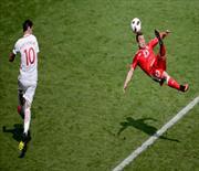Bu gol yıllarca unutulmaz! Shaqiri hayatının golünü attı!