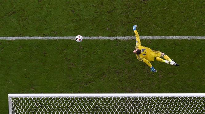 Gol olsa efsane olurdu, kurtarış efsane oldu!