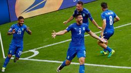 Dev rövanş İtalya'nın! (ÖZET)