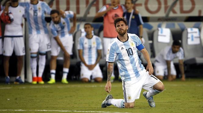 Lionel Messi, Arjantin Milli Takımı'nı bıraktığını açıkladı!
