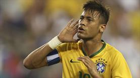 İşte Brezilya'nın Rio kadrosu! Neymar ve Douglas...