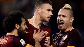 Transferin gözdesi Roma'da kalıyor
