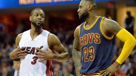 NBA'de Cleveland Cavaliers, Dwyane Wade'yi takibe aldı
