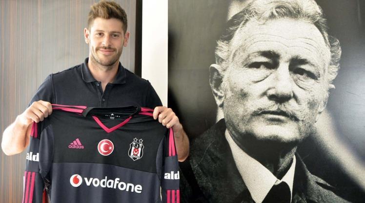 Beşiktaş'ın yeni transferi Fabricio: ''Kendimi taraftara kanıtlayacağım''
