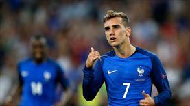 Euro 2016'nın en iyisi Griezmann