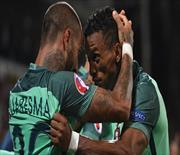 EURO 2016'ya damga vuran Süper Lig yıldızları
