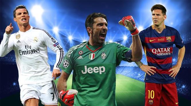 İşte UEFA yılın futbolcusu adayları!