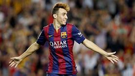 Barça gençleri bırakmadı!..