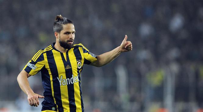 Fenerbahçe, Diego Ribas ile yollarını ayırdı