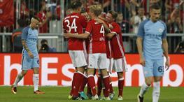 Bayern Münih, Erdal Öztürk'ün golüyle Manchester City'i 1-0 yendi