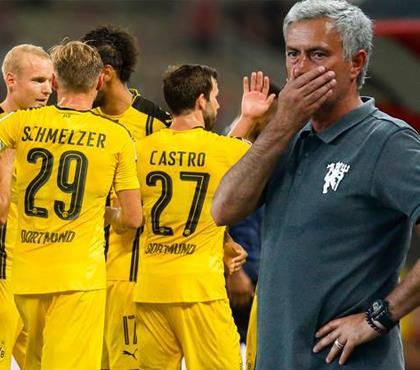 Mourinho neye uğradığını şaşırdı! Emre ve Nuri ManU'yu yıktı!