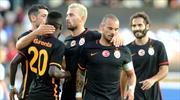 AGF Aarhus: 1 - Galatasaray: 3