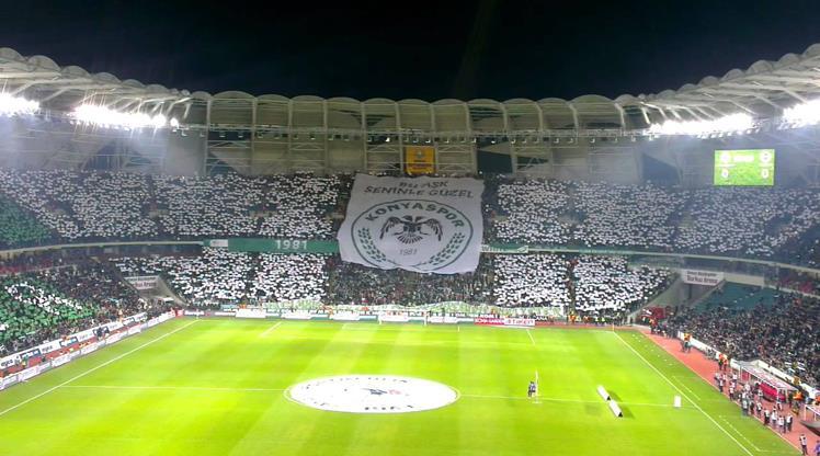 Konyaspor rekora koşuyor! 25 bin kombine!