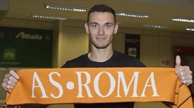 Barça'nın yıldızı Roma'da!