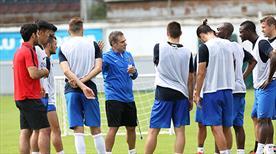 Trabzonspor tam kadro!