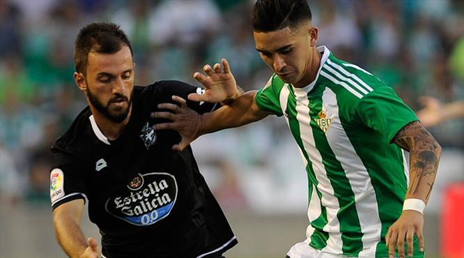 Emre oynadı Deportivo bir puanı kaptı (ÖZET)