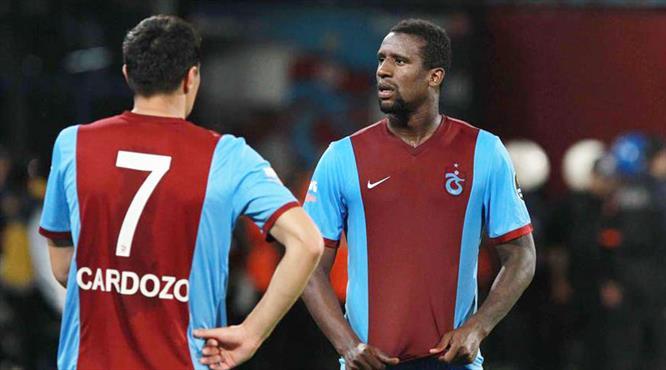 Trabzonsporlu Douglas Sporting Lizbon'a transfer oldu