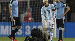 Messi'yi şoka sokan an!