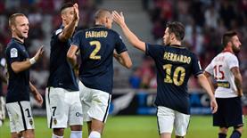 Bir maçta 5 efsane gol... (ÖZET)