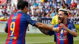 Suarez - Messi A.Ş. sunar!..