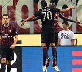Dev maçta kazanan Milan (ÖZET)