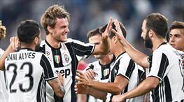 Juve'nin şakası yok! 4-0!.. (ÖZET)