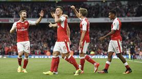 Arsenal kabusu şovla bitirdi! (ÖZET)