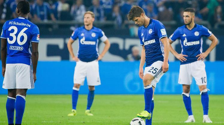 Schalke erimeye devam ediyor!