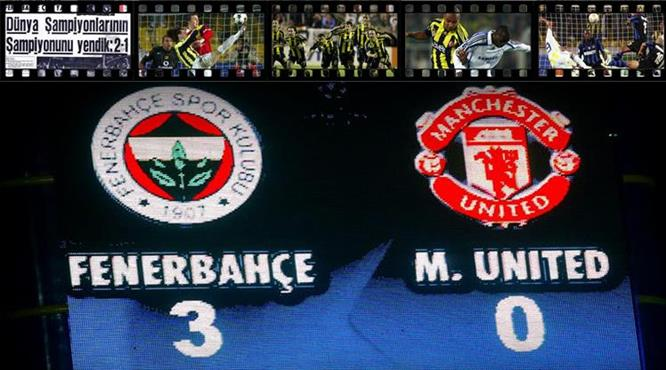 Haydi Fenerbahçe bu zaferlere bir yenisini daha ekle!
