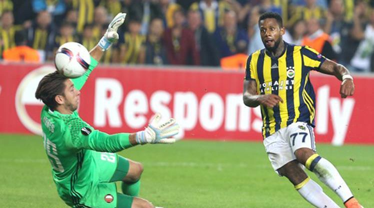 Fenerbahçeli Jeremain Lens haftanın oyuncusu seçildi!